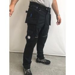 Pantalon de travail PXIII marine et noir LA COMPAGNIE EUROPEENNE