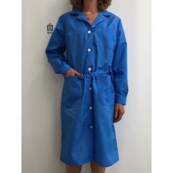 Blouse 11005 en nylon Bleu Nattier