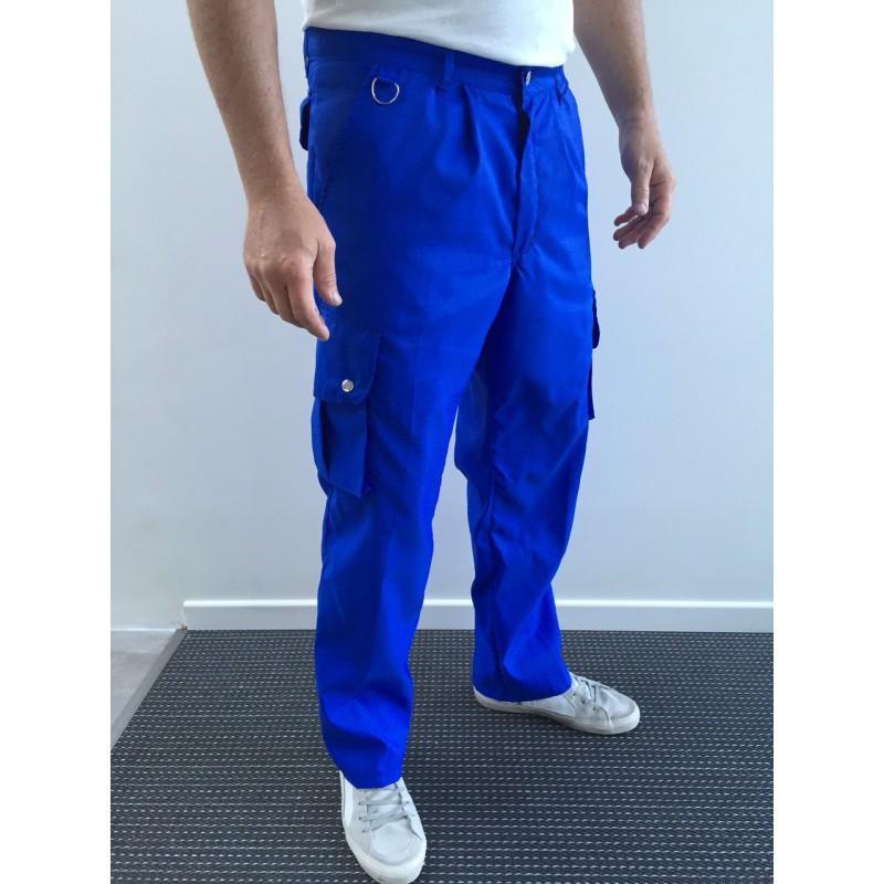 Pantalon baggy en nylon