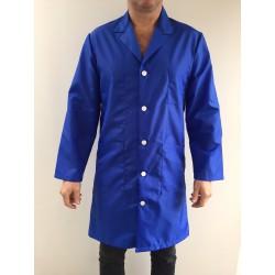Blouse 0601 en nylon bleu bugatti