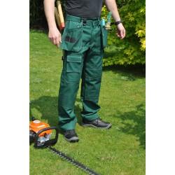 Pantalon de travail PRO EXPERT vert
