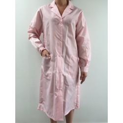 Blouse Classique en nylon rose
