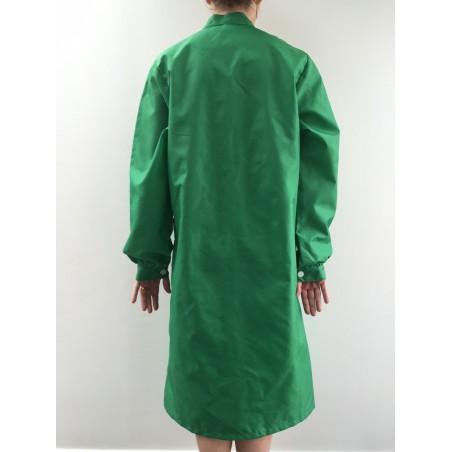 Blouse Rubis en nylon vert prairie