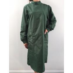 Blouse Emeraude en nylon vert