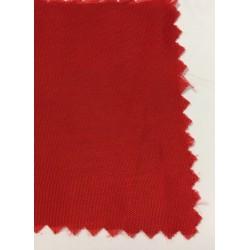 Tissu 100% polyamide, 105 grs/m2, rouge , NYLON 6.6