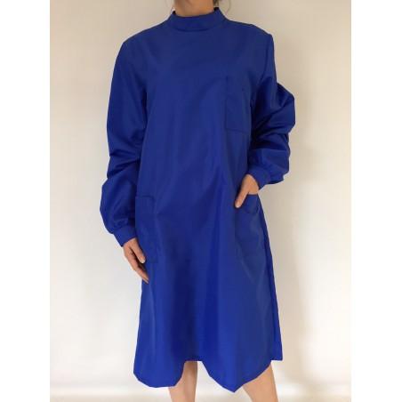 Blouse Emeraude en nylon bleu bugatti