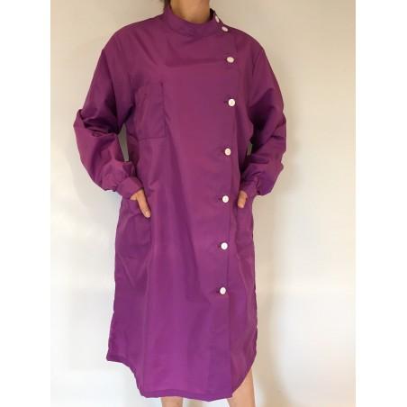 Blouse Rubis en nylon violet