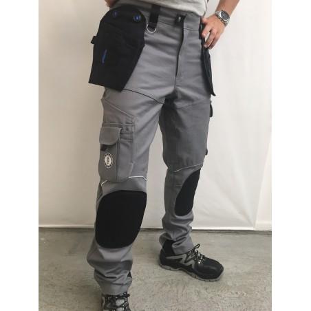 pantalon de travail PXIII AGF gris LA COMPAGNIE EUROPEENNE
