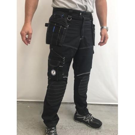 pantalon de travail PXIII AGF noir LA COMPAGNIE EUROPEENNE