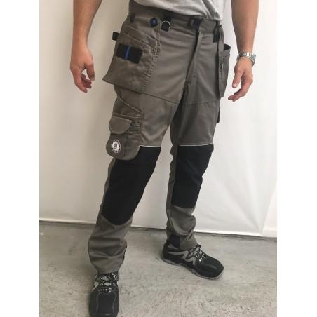 pantalon de travail PXIII AGA kaki LA COMPAGNIE EUROPEENNE