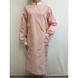 Blouse Safran en nylon Rose