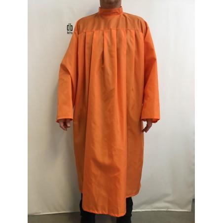 Peignoir de coiffeur en nylon Orange