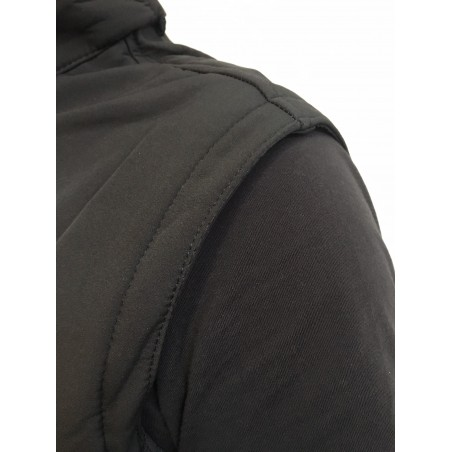 Softshell transformable noire