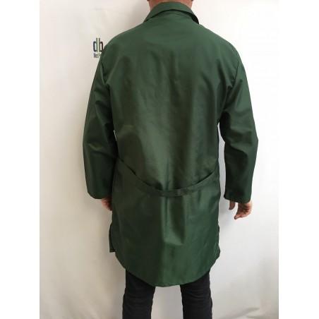 Blouse 22A100 en nylon Vert Foncé