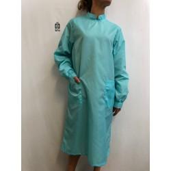 Blouse Safran en nylon Tuquoise