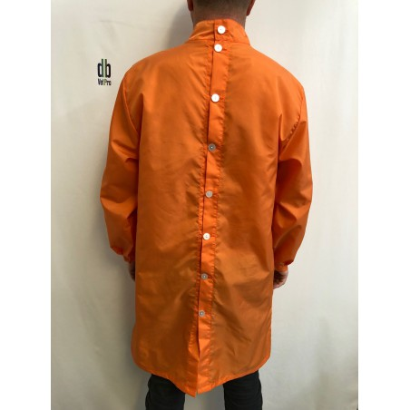 Blouse Manuel  en nylon orange