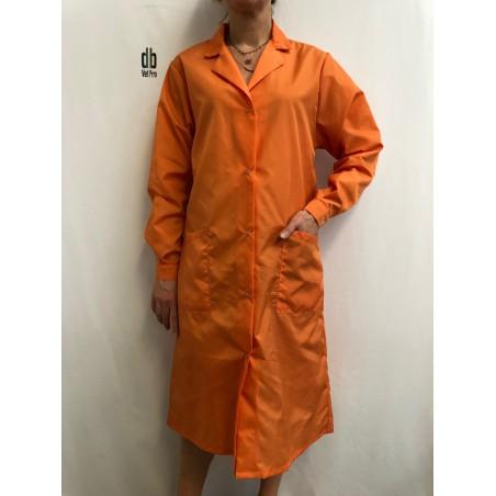 Blouse Classique en nylon orange