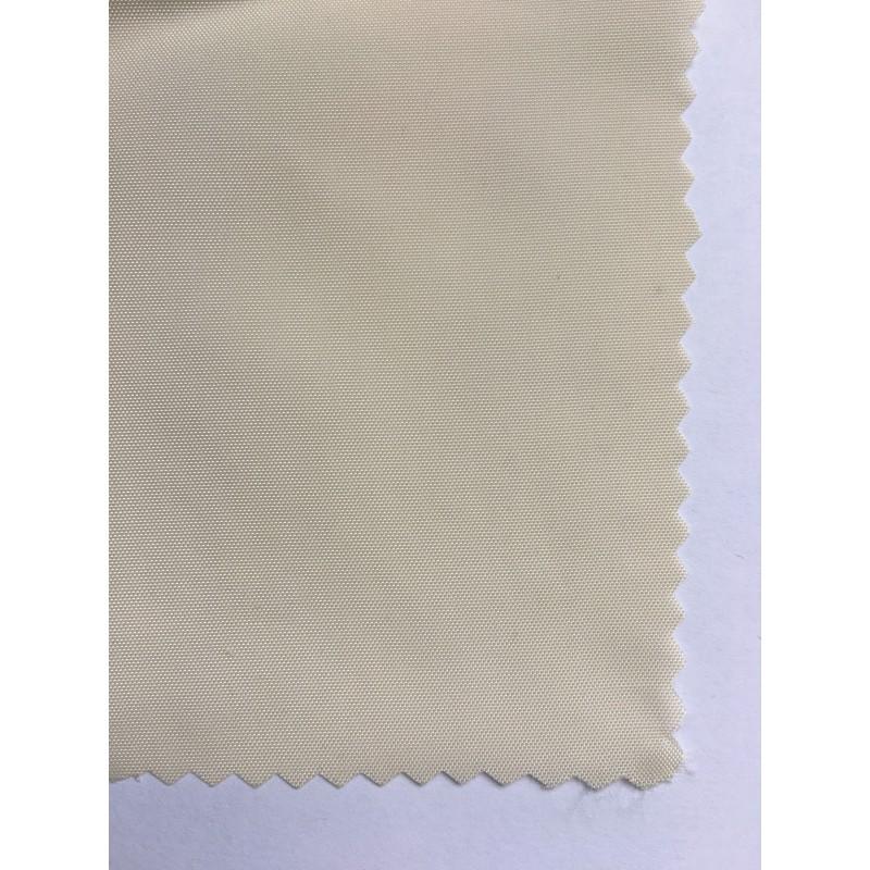 Tissu 100% polyamide, 105 grs/m2, BLANC CASSE , NYLON 6.6