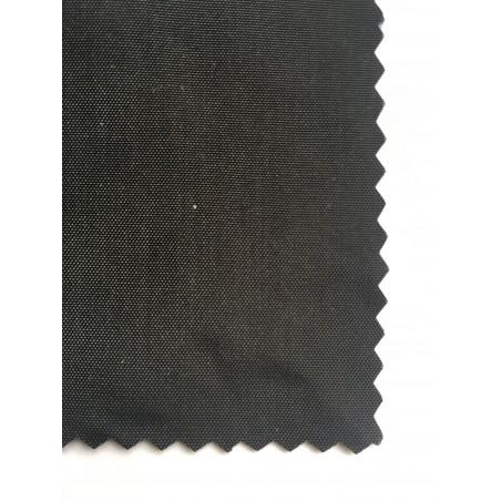 Tissu 100% polyamide, 105 grs/m2,NOIR , NYLON 6.6