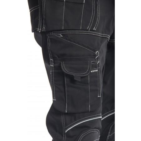 Pantalon de travail PRO EXPERT II noir