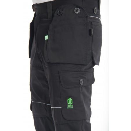 Pantalon de travail PRO EXPERT III noir