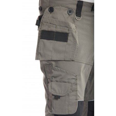 Pantalon de travail PRO EXPERT III  kaki