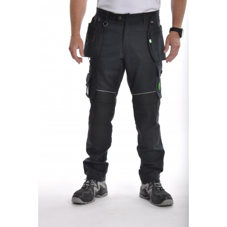 Pantalon de travail PXIII AGA marine L'ARTISAN FRANÇAIS