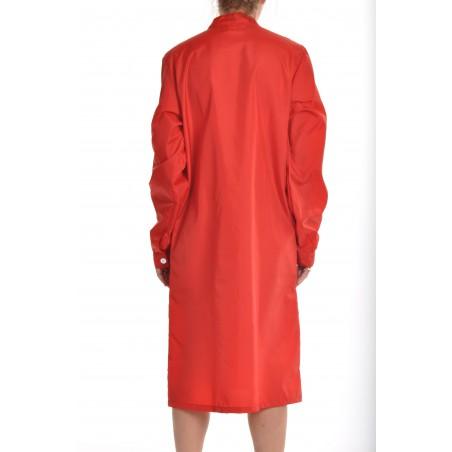 Blouse Rubis en nylon rouge