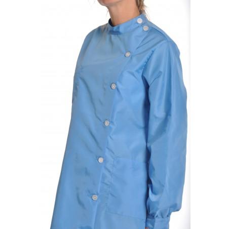 Blouse Rubis en nylon Bleu pervenche