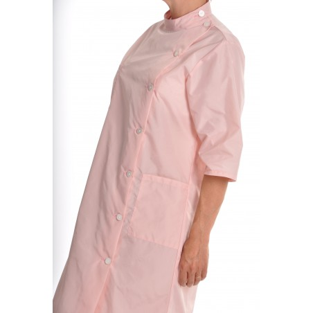 Blouse Saphir en nylon Rose