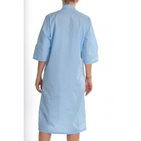Blouse Saphir en nylon Bleu ciel