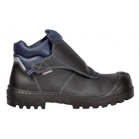 Chaussure de sécurité WELDER, norme EN ISO 20345 S3 HRO SRC