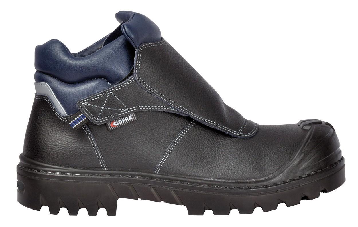 fe38d1ab98 chaussure de soudeur welder norme en iso 20345-s3 hro src de chez cofra