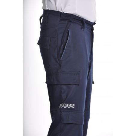 Pantalon Multirisques Bleu Marine