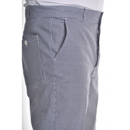 Pantalon cuisinier 02075 en coton