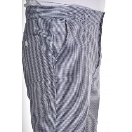Pantalon cuisinier 02075 en P/C