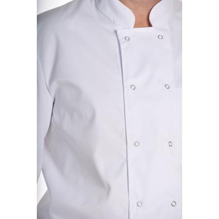 Veste cuisine 21085 en coton