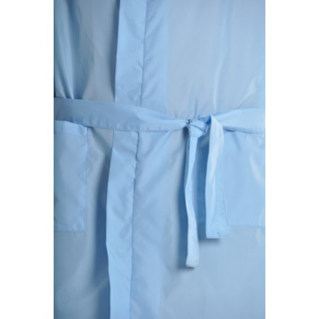 Peignoir en nylon Bleu ciel