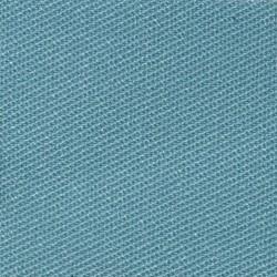 Tissu Sergé WOODY, Option anti-tache, 190g/m², Bleu turquoise