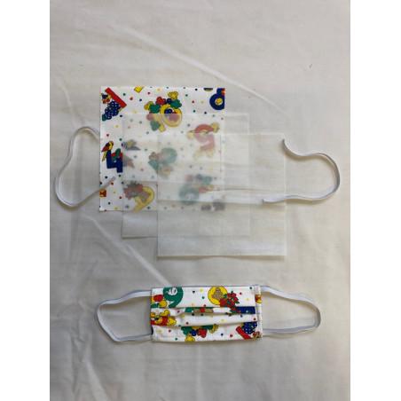 kit masques enfant