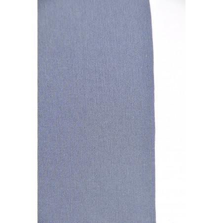 Tissu S 250, Sergé majoritaire coton, 250g/m², Gris bleu