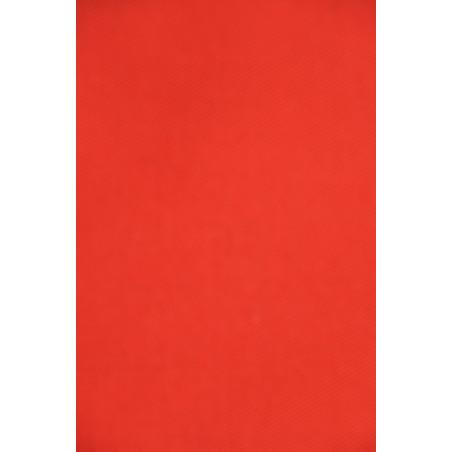 Tissu EUREKASTAT, Anti-feu, 370g/m², Rouge Rubis