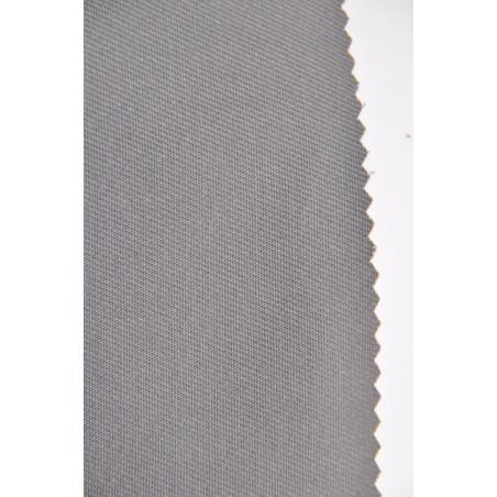 Tissu 64513, Croisé majoritaire coton, 315g/m², Gris graphite