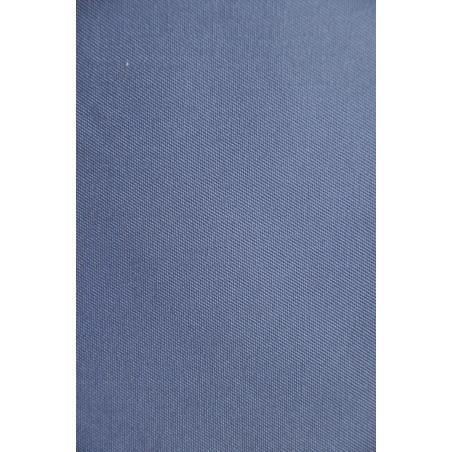 Tissu INDESTRUCTIBLE, Sergé majoritaire polyester, 245g/m², Gris bleu