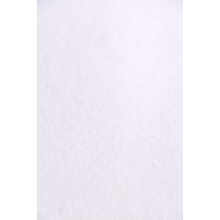 Tissu POLUNI 330, Polaire, 330g/m², Blanc