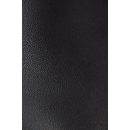 Tissu GESKA, Enduit, 315g/m², Noir