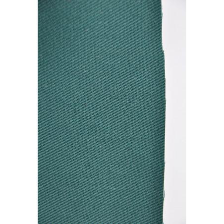 Tissu TI050DUP11, 100% coton, 260g/m², Vert US