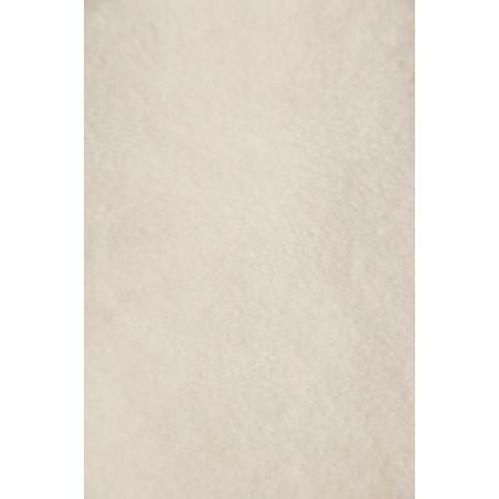Tissu POLUNI 330, Polaire, 330g/m², Écru