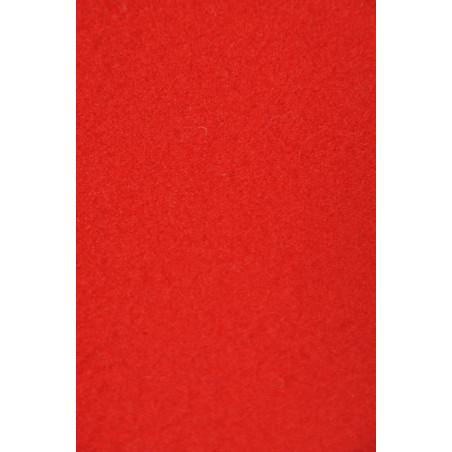 Tissu 5054 Sistemfleece, Polaire, 250g/m², Rouge