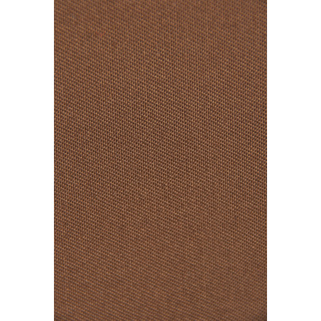 Tissu BASALT, Sergé majoritaire polyester, 245g/m², Marron
